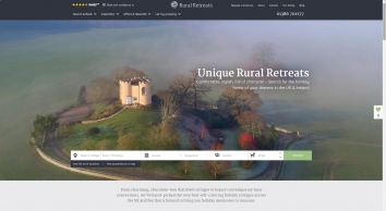 Rural Retreats: Luxury Holiday Cottages & Homes in Britain