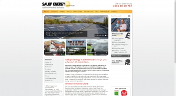 Salop Energy Domestic 2013 Ltd