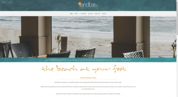 Sandbar Praa Sands Penzance - Good food pub on the beach Praa Sands