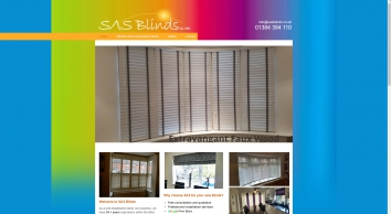 Blinds, Awnings and Canopies | SAS Blinds | Stourbridge, West Midlands