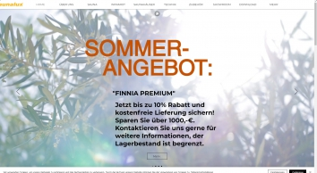 Saunalux GmbH Products  Co…