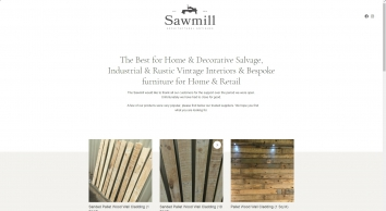 Sawmill Architectural Antiques