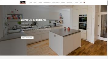 German Kitchens by Contur® | Markus Schmid Kitchens | Crouch End | London