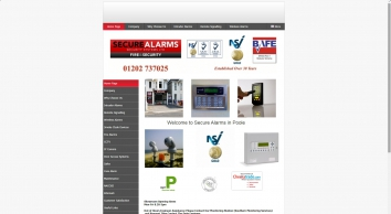 Secure Alarms Security Systems Ltd