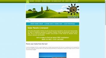 Liverpool Solar Panel Installers - Solar Panels Liverpool