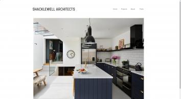Shacklewell Architects I Stoke Newington Hackney Islington Architects