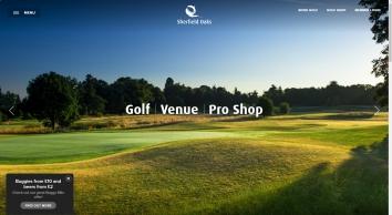 Sherfields Oaks Golf Club
