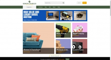 Simon Charles Auctioneers
