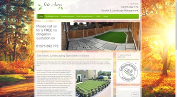 Site Acres