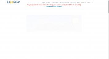 So Go Solar Ltd