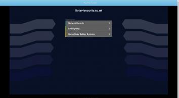 Solar & Electric Gates Ltd