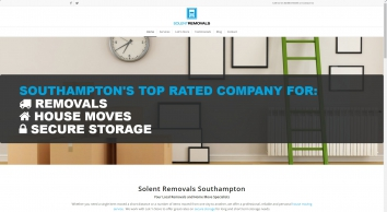 Solent Removals Southampton   Local Removals Company