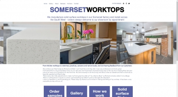 Somerset Worktops