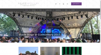 DJ Equipment Hire London | Sound System Hire London