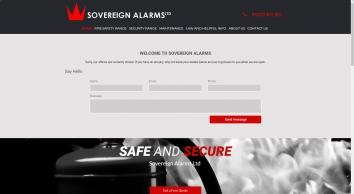Sovereign Alarms Ltd