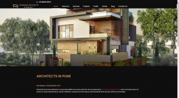 Sovereign Architects - Architects in Pune