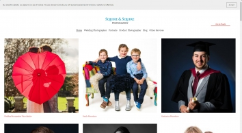 Professional photographers Warwickshire | Squire & Squire Photography