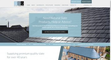 SSQ Exclusive Natural Roofing Slate And Architectural Stone