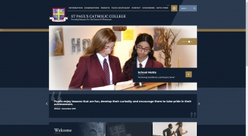St Paul\'s Catholic College