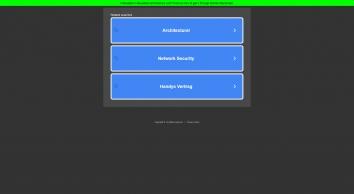 Steve Elson - Architecture