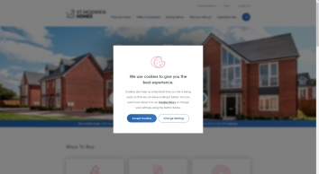 New Build Homes & Developments | St Modwen Homes