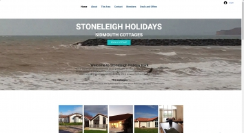 Sidmouth | Stoneleigh Holiday cottages: Holiday property