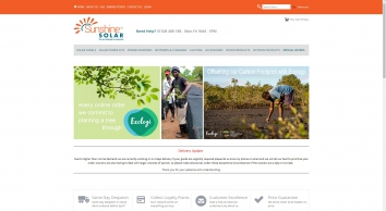 Sunshine Solar Ltd