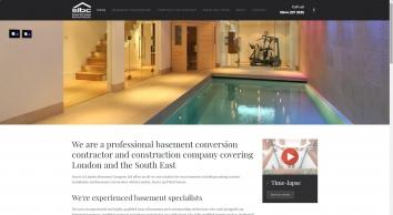 Surrey & London Basement Specialists