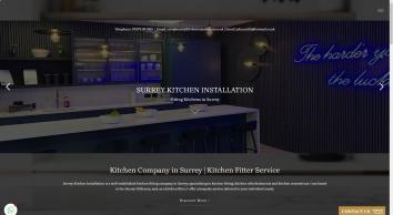 Surrey Kitchen Installation - quality kitchen fitters, suppliers, worktops, appliances, corian, wood