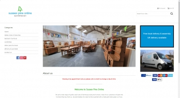 Sussex Pine Online
