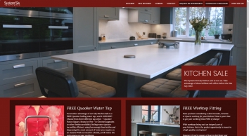 Devon Kitchens, Exeter Kitchens | System Six Kitchens