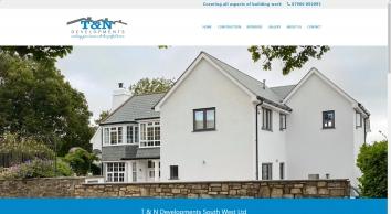 T&N Developments   Building Contractors in North Devon