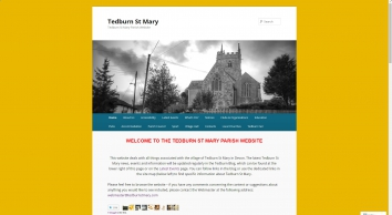 Tedburn St Mary