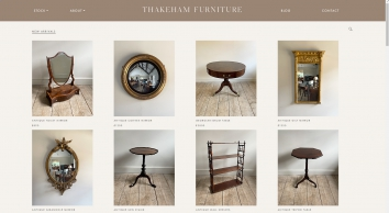 Best Antique Furniture Shop in Petworth, Sussex, UK
