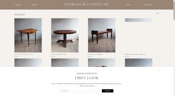 Best Antique Furniture Shop in Petworth, Sussex, UK