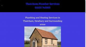 Thatcham Plumber Services