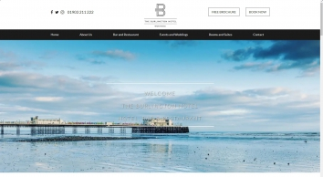 Homepage - The Burlington Hotel Worthing