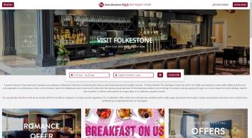 Best Western Plus Burlington Hotel Folkestone