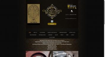 The Clockmaker\'s Workshop
