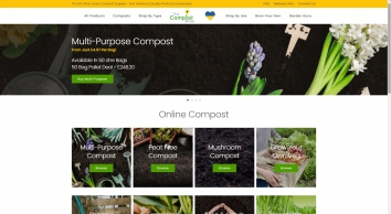 Quality Compost Suppliers - Compost Delivered Direct