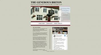 The Generous Briton