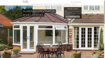 Guardian Conservatory Roofs |Conservatory Roof Conversion