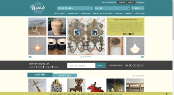 Buy, Sell Antiques Online Website - The Hoarde