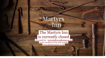 The Martyrs Inn | Country Food Pub, Tolpuddle, Dorchester, Dorset
