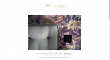 The Open Plan - Interior Design
