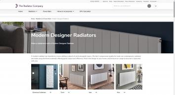 The Radiator Company - Designer Radiators - Ovali