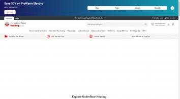 The Underfloor Heating Store
