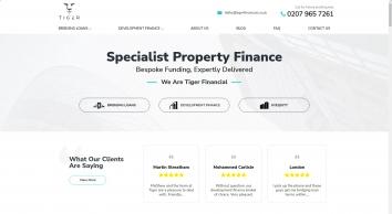 Bridging Loans & Development Finance For Property Investors