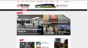 Timber Construction - Latest news for the timber sector