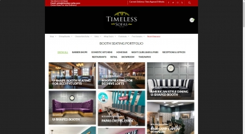 Timeless Chesterfield Sofas - Handmade Leather & Fabric Chesterfield Sofas, Chairs, Wing Chair, Chaise Lounge